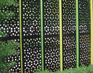 František Španko - zámočníctvo, Kovové ploty