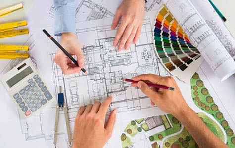 UNA - Rodinné domy, s.r.o., Architekt, architektúra