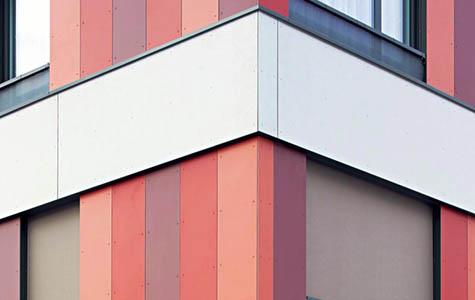 Hesit a.s., Prevetrávané fasády