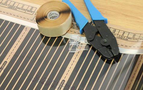 P&L Profi-Schweiss, s. r. o., Elektrické podlahové kúrenie