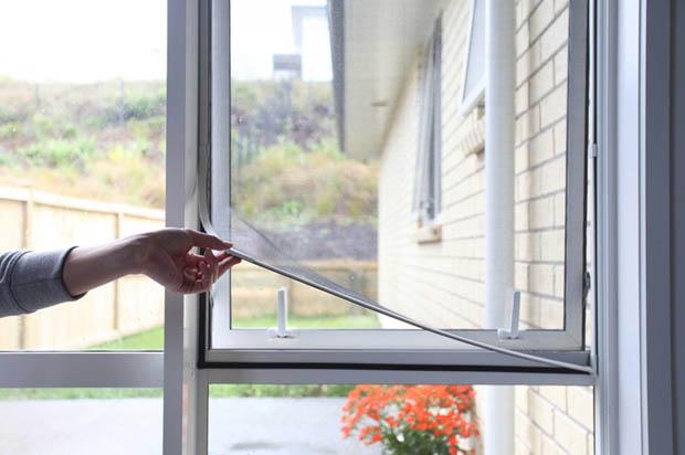 Rolotes - predaj a montáž tieniacej techniky, Sieťky na okná