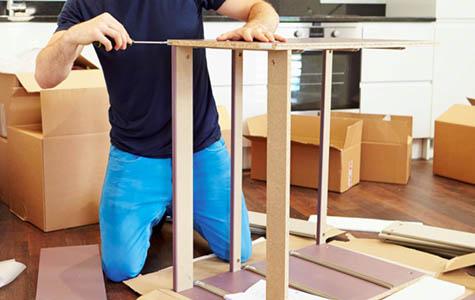 Atypické stolárstvo JAKUB, Montáž kuchyne, nábytku