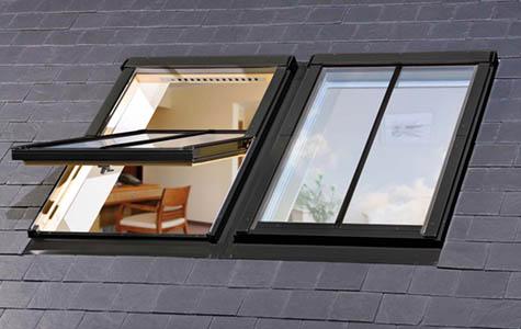 MK Klampiarstvo, Strešné okno
