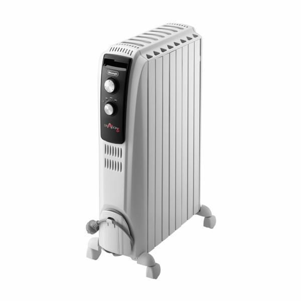 Kúpeľňový elektrický radiátor