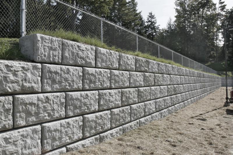 Podporný múr alebo tvárnicový múr