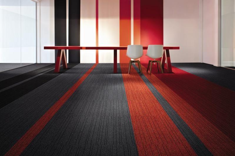 Textilné podlahové krytiny (koberce)