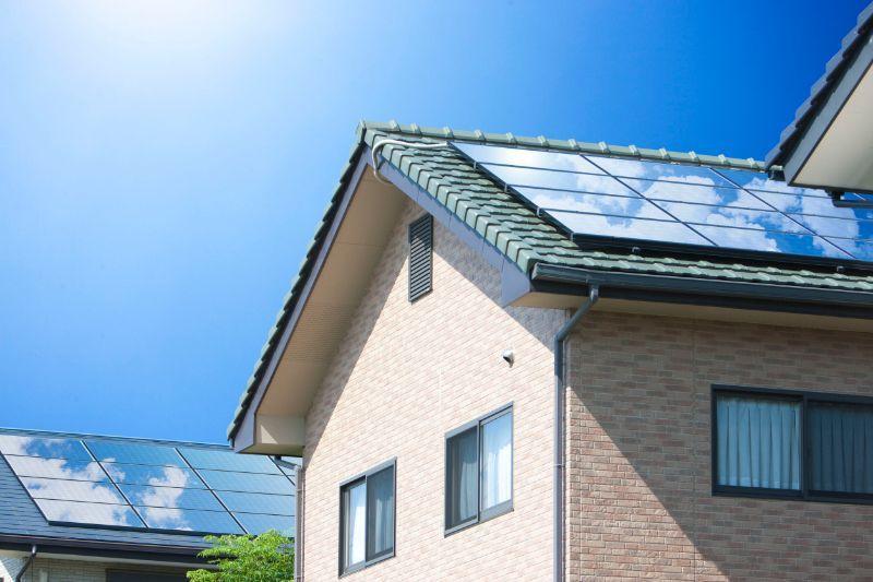 Solárna elektráreň pre rodinný dom