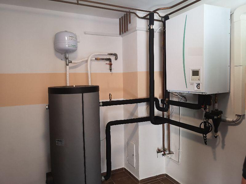 Tepelné čerpadlo: rekuperácia, vykurovanie a chladenie